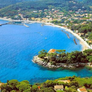 Cavo Beach Island of Elba