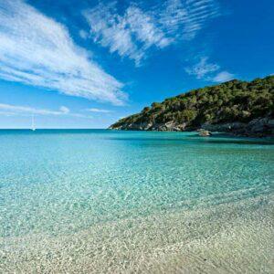 Spiaggia Fetovaia Isola d'Elba