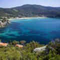 Biodola Gulf Island of Elba