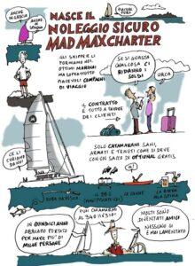 Vacanze in catamarano MadMax