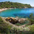 Porto Azzurro beach Island of Elba