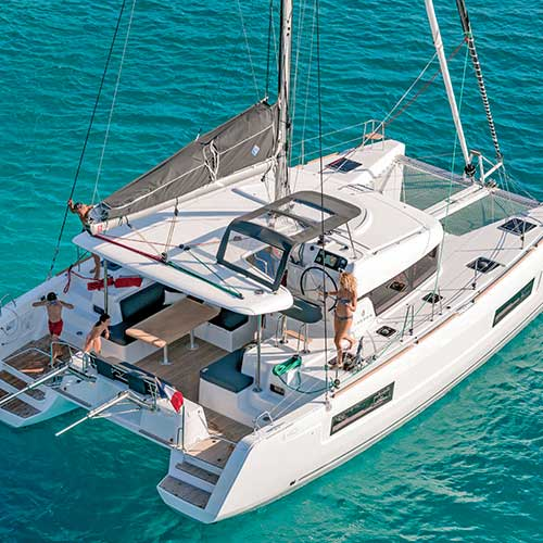Catamarano Lagoon40