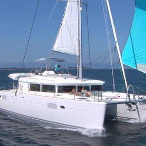 Catamarano Lagoon450