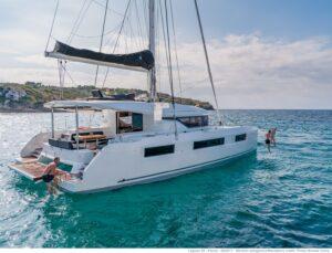 Catamarano Lagoon 50