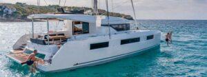 Catamaran Lagoon 50 top