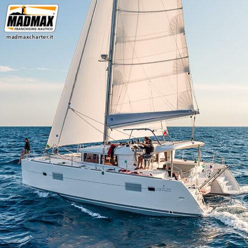 Catamaran Lagoon400S2