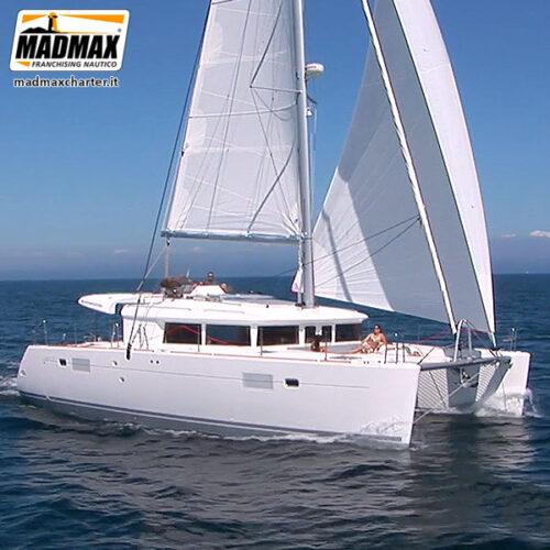 Catamarano Lagoon450F