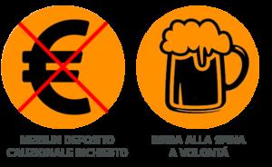 Nessun Deposito Cauzionale e Birra a Volotnà