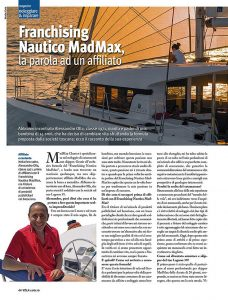 Franchisiing nautico Madmax