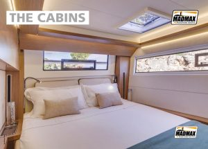 catamaran indoor cabin