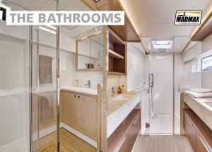 catamaran indoor bathroom
