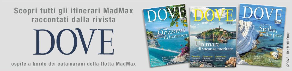 Gli itinerari MadMax raccontati da DOVE