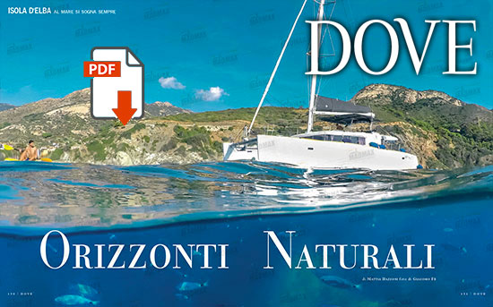 Madmax itineraries on the island of Elba