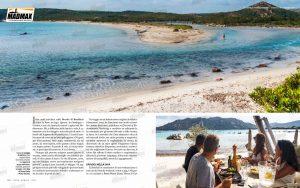 Madmax southern Corsica itinerary
