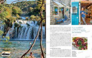 itinerari Madmax in Croazia