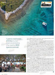 itinerario turistico Madmax in Croazia