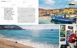 itinerari Madmax all'isola d'Elba