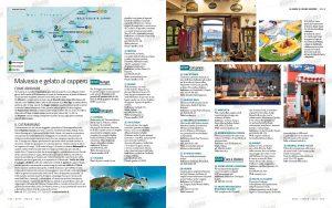 itinerario crociera alle Isole Eolie