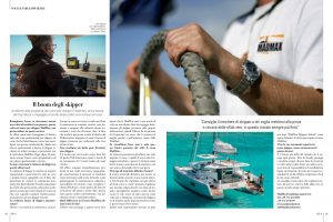 Intervista al Giornale della Vela