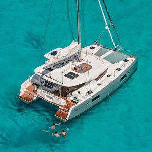 Catamarano lagoon 42 MadMax