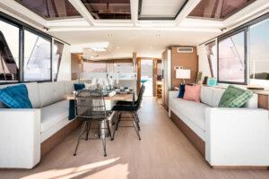 Catamarano Bali 4.6 zona living